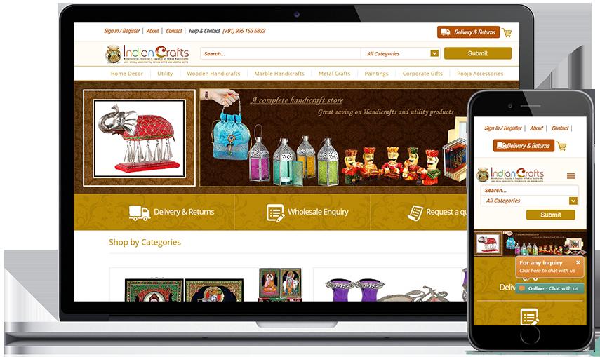 Handicrafts In India D Amies Technologies P Ltd Technology